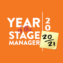 Year of the Stage Manager - 2020